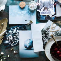 Seasonal Holiday Cards