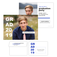 Bold Grad<br>5x7<br>Double Sided