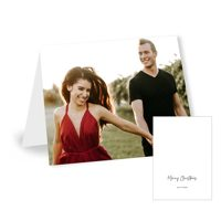 Borderless: 10pk Christmas Cards