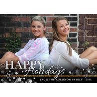 Happy Holiday's Stars