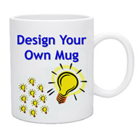 Standard White mug 11oz Free layout