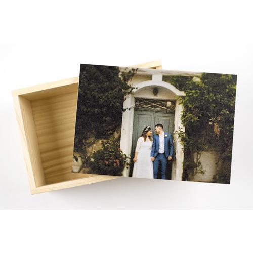 4x6 Wood Box