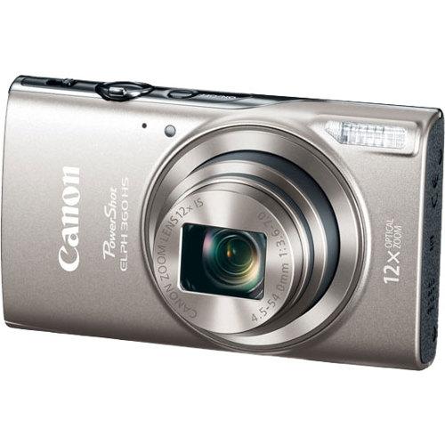 Canon-PowerShot ELPH 360 HS Digital Camera-Digital Cameras