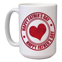 15 oz Ceramic Mug (Dad I)