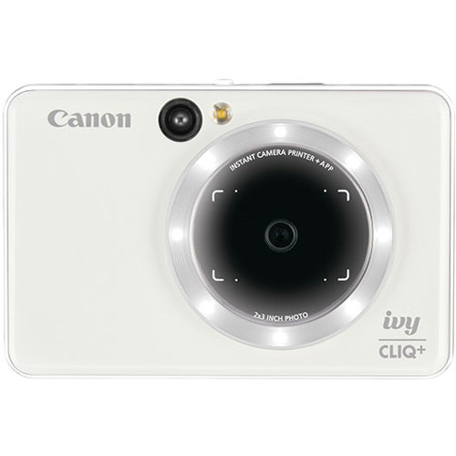 Canon-IVY CLIQ+ Instant Camera Printer + App-Film Cameras