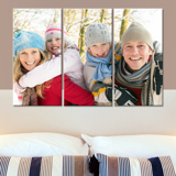 Split Image Gallery Wrapped Canvas Prints