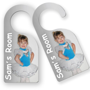 Door Hanger (2 sided) Mirror Image