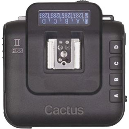 Cactus-Wireless Flash Transceiver V6 II-Flash Accessories