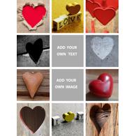 """Valentine Poster 12x16"""""""