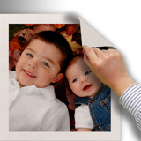 10 x 10 Square Large Format Print with Fine Art Paper Options