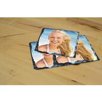 3.5 x 3.5 Slate Coasters, Set of 3
