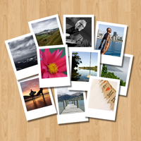 3 x 4 Polaroid-Style Photos (x10 pack)