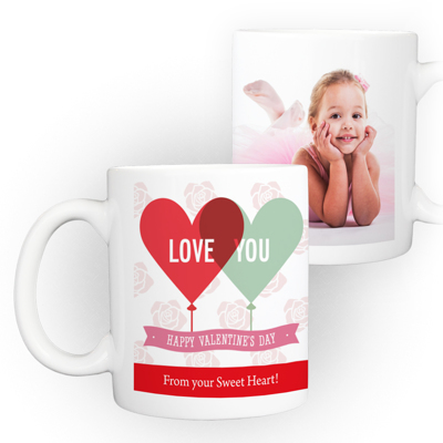 Valentines Mug - C4