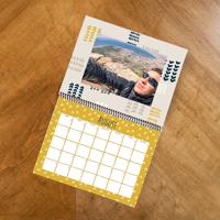 Abstract Calendar - 2021
