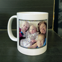 Photo Mugs & Stubby Cooler1-2 Day Service