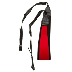 ProMaster-Contour Pro Strap - Red #6576-Camera Straps & Vests