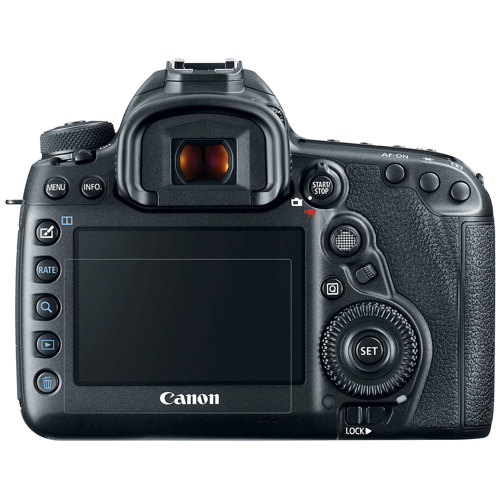 Phantom Glass-Canon 5D IV Screen Protector-Miscellaneous Camera Accessories
