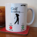 """""""..... Is Calling"""" - White Mug - Add your own text"""
