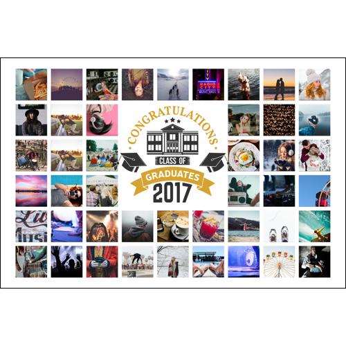 2017 Grad Collage - C (20x30)