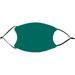 Ultramarine Face Mask (Optional add Initials or Jersey Number)