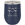 Verre à vin 12 oz bleu marin LTM861
