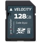 ProMaster-128GB SDXC Professional - VELOCITY #6522-Memory cards, tape and discs