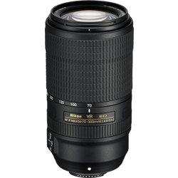 Nikon-AF-P NIKKOR 70-300mm f4.5-5.6E ED VR-Lenses - SLR & Compact System
