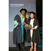 2018 Rotorua Grad 3pm, Toi-ohomai Faculty of Business, Management and Legal Studies