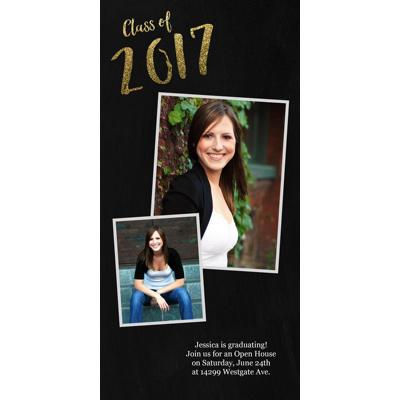 Grad Card (14-094-4x8)