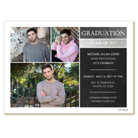 Graduation Announcement (17-013)