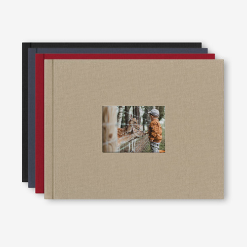 Book Layflat Window 8.5x11