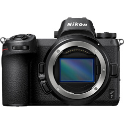 Nikon-Z7 Interchangeable Lens Mirrorless Camera - Body Only - Black-Digital Cameras