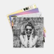 Cardstock Creative Print Set 5x5
