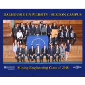 Dalhousie Engineering Iron Ring groups 2018