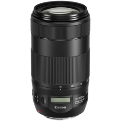 Canon-EF 70-300mm f4-5.6 IS II USM-Lenses - SLR & Compact System