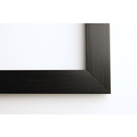A2 Framed Print Horizontal - 30mm Black Frame