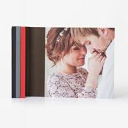 Book Layflat Linen Photo Cover 11x8.5