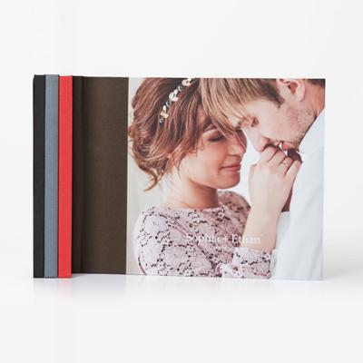 Book Classic Linen Photo Cover 11x8.5