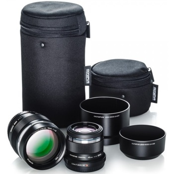 M  Zuiko Portrait Lens Kit