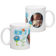 11 oz Ceramic Mug (Mom H)