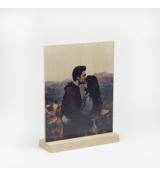 10x8 Wood Base Wood Print
