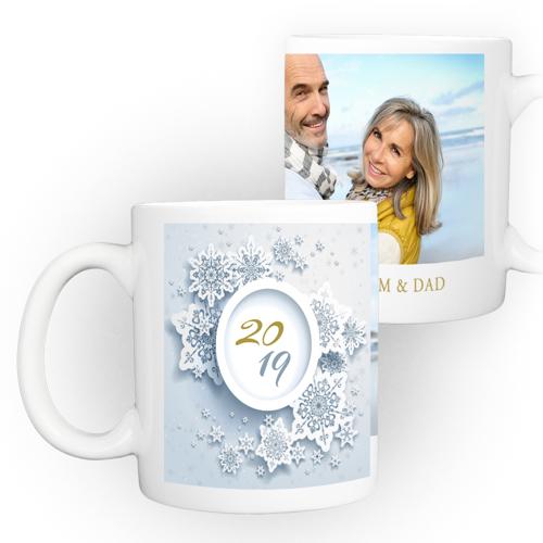 Christmas Mug - D2