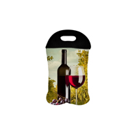 Wine Bottle Carrier - neoprene
