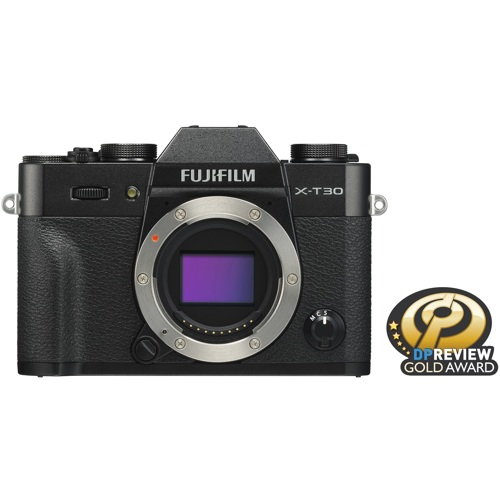 Fujifilm-X-T30 Mirrorless Digital Camera - Body Only-Digital Cameras