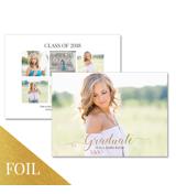 Grad Card (17-047-5x7) Foil
