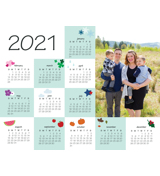 Magnet Calendar (2021-01 H)