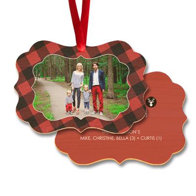 Wood Ornament (PG-834)
