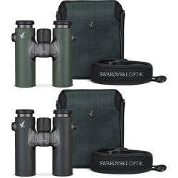 Swarovski Optik-CL Companion 8x30 B Wild Nature Package-Binoculars and Scopes