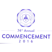 GRTS 2016 Commencement