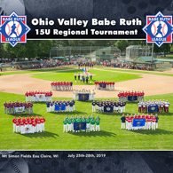 Ohio Valley Regional 15U Babe Ruth Tournament